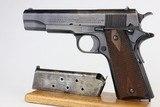 Rare Remington-UMC 1911 - Unnumbered & Uninspected