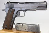 Rare Navy Colt Model 1911 - 1913 Mfg - 3 of 12