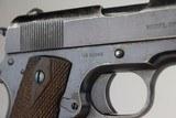 Rare Navy Colt Model 1911 - 1913 Mfg - 11 of 12