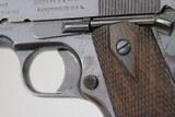 Rare Navy Colt Model 1911 - 1913 Mfg - 9 of 12