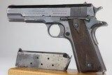 Rare Navy Colt Model 1911 - 1913 Mfg - 1 of 12