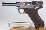 Rare 36 Code Krieghoff Luger