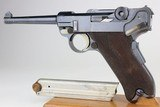 Rare American Eagle Army Test Luger