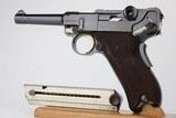 Ultra Rare 1902 American Eagle Fat Barrel Luger