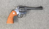 Colt Officer Model Match