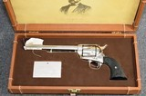 Colt Single Action 2nd Generation Unfired