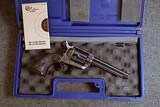 "Colt Single Action Army ""1999"" With Box"