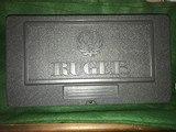 Ruger 22/45 Target Model22 Long Rifle