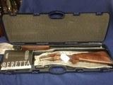 Beretta 410 Model 686 Silver Pigeon I O/U Shotgun