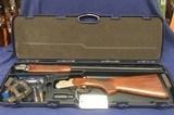 Beretta 28ga Model 686 Silver Pigeon I O/U Shotgun
