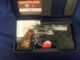Colt Python Elite 357 magnum revolver - 2 of 6