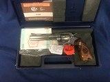 Colt Python Elite 357 magnum revolver - 1 of 6
