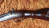 Rare Jacob Albright Antique Percussion Kentucky Muzzloading Rifle 1820 - 1840 - 12 of 17