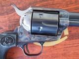 "Colt Single Action Army Early Third Generation 4 3/4"" B/CCH 45 w/box! - 9 of 20"