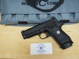 Wilson Combat Experior Compact Double Stack 18 rd 9mm New Model!