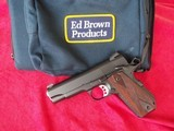 Ed Brown Special Forces Carry Bobtail .45