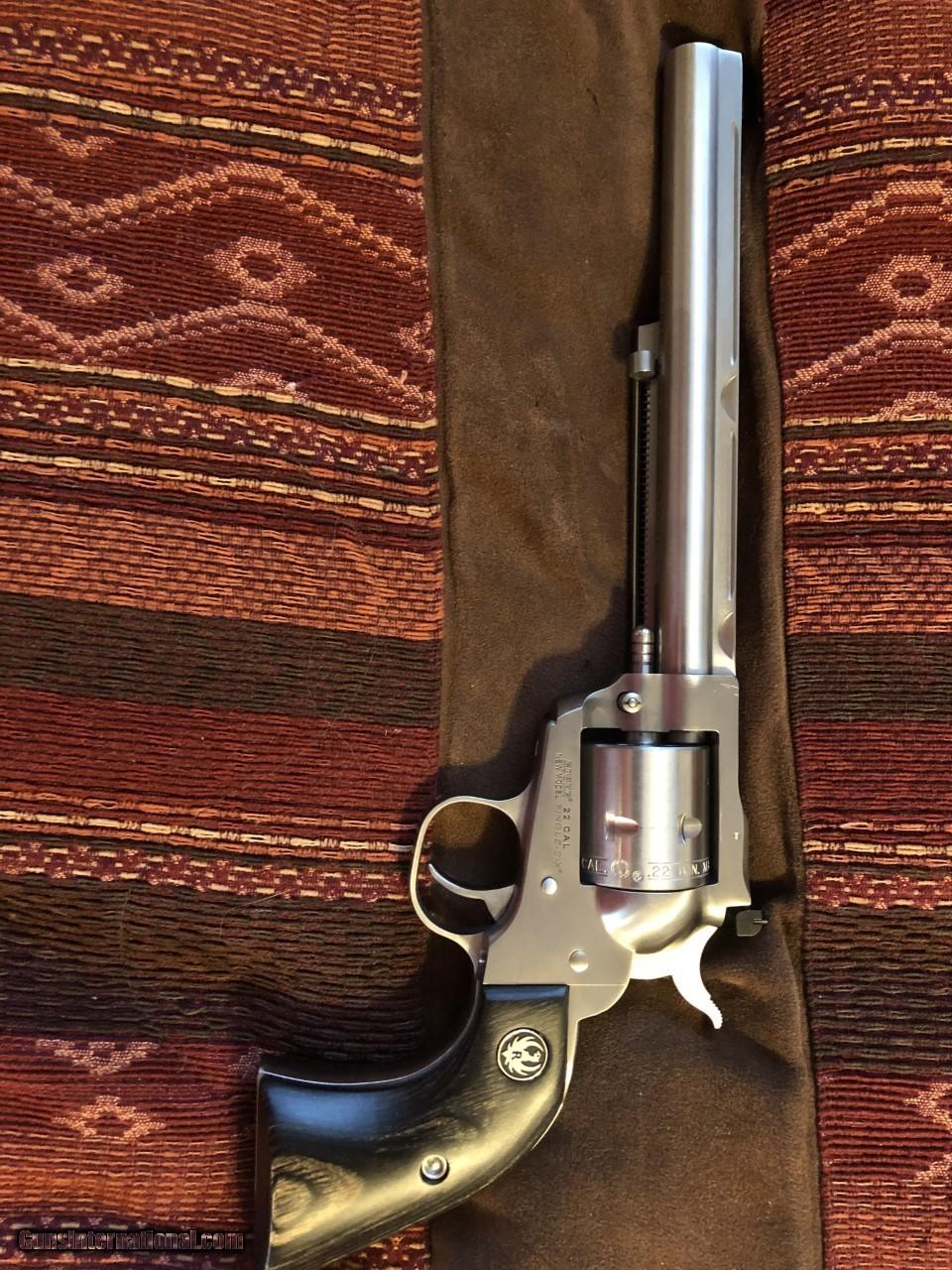 Ruger  22 Cal Single Six Hunter