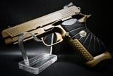 """Wilson Combat EDC X9 9mmFlat DarkEarth 4"""" BBL NIB 10% OFF - 2 of 6"""
