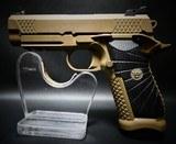 """Wilson Combat EDC X9 9mmFlat DarkEarth 4"""" BBL NIB 10% OFF"""