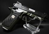 "Wilson Combat EDC X9 9mm Black/O.D. Green 4"" BBL NIB 10% OFF"