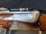 "Merkel ""Walter Uhlig"" Double Rifle in 9.3 x 74R - 7 of 9"