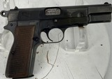 FN (Browning) Model P-35 High Power, 9mm