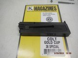 1911 COLT MAGAZINE GOLD CUP 38 SPECIAL 5RD 38 Special Magazine - 7 of 8