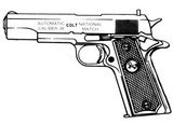 1911 COLT MAGAZINE GOLD CUP 38 SPECIAL 5RD 38 Special Magazine - 8 of 8