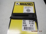 WALTHER PP-PPKS Magazine 22LR 10RD PPKS 22 Magazine; - 1 of 5