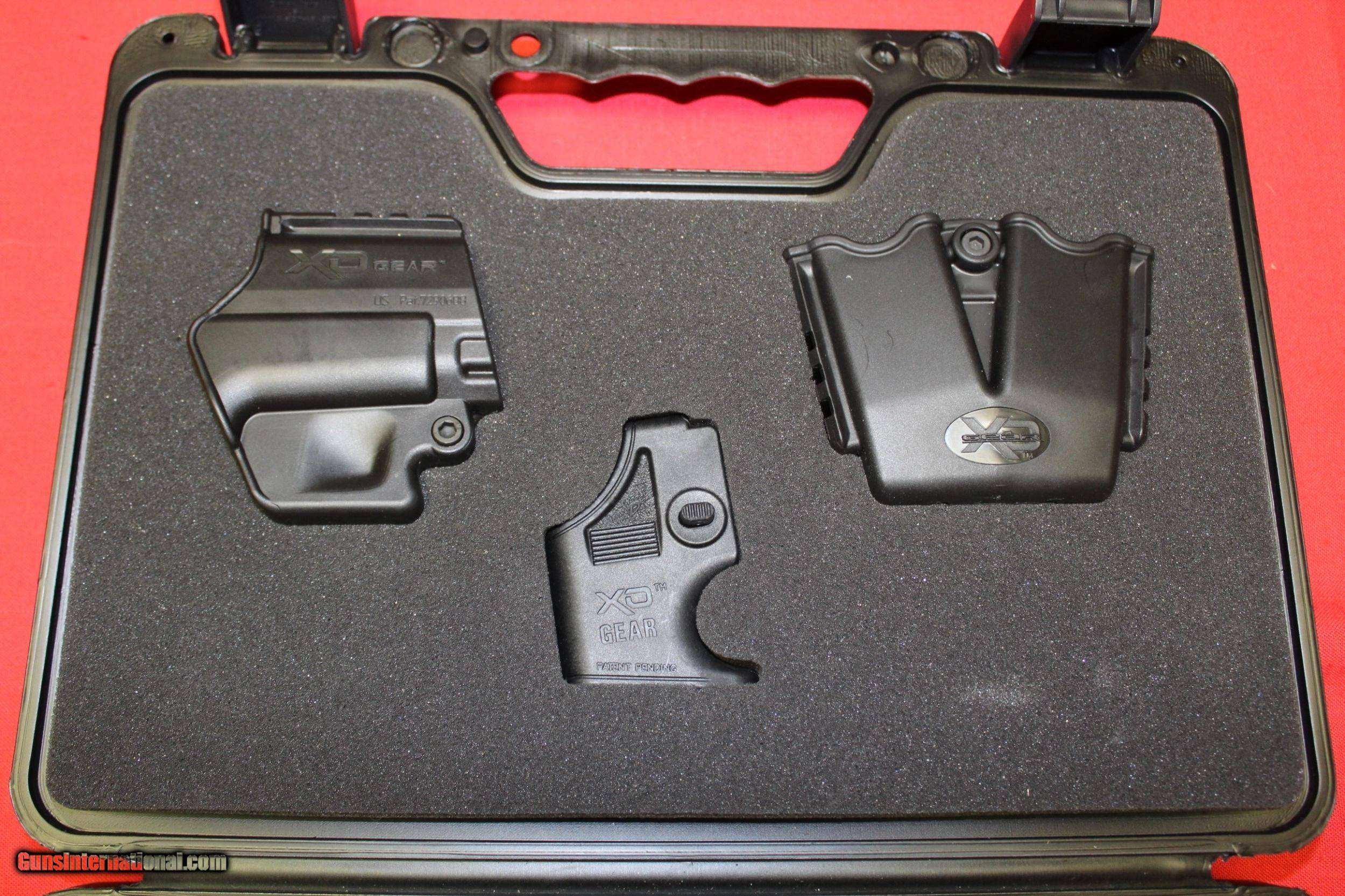 Springfield Armory XD-40 Sub Compact Kit for sale