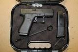 Glock 43X NIB FREE SHIPPINGNO CARD FEE - 1 of 1