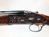 """Caesar Guerini Essex Limited Gold Sporting (Limited Edition) - 12ga - 32"""" - Right Handed - Adj Comb - REF # 1328"""