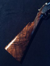 AYA #1 (new) Best Gun Sidelock With Exhibition Grade Wood & Elaborate Engraving At Near Dealer Cost