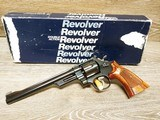 Smith and Wesson 27-3 Target Model