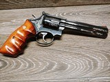 Smith & Wesson Model 586 Silver Damasce - 2 of 15