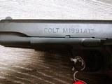 Colt Series 80 M1991 Excellent Plus Condition! - 5 of 10
