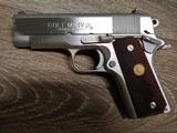 Colt MK IV Series 80 Officer's Model - 5 of 11
