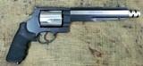 SMITH & WESSON Model 460 XVR Revolver, 460 S&W Cal