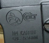 COLT AR15 M4 Carbine Model 6920 Rifle, 5.56 NATO Cal. - 8 of 13