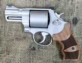 Smith & Wesson Model 629-6 Double Action Revolver, 44 Mag. Cal.