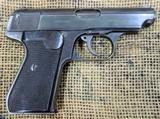 J P SAUER & SOHN Model 38H Pistol, 7.65(32ACP) Cal.