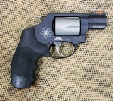 SMITH & WESSON Model 360PD Revolver, 357 Mag. Cal.