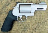 SMITH & WESSON Mod. 500 Revolver, Perf. Center