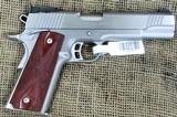 KIMBER Stainless Gold Match II pistol, 45 ACP Cal.