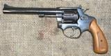 ROSSI Model 51 Revolver, Blued, 22 LR Cal.