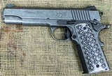 """SIG SAUER """"We The People"""" 1911 Type Pistol, 45 ACP Cal."""