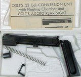 COLT Series 70 22LR Conversion Unit