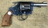 COLT Courier Model Revolver, 22 LR Rimfire Cal.