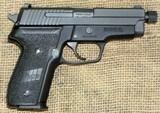 SIG SAUER Model M11-A1-TB Semi Auto Pistol, 9mm Cal
