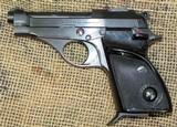 BERETTA Model 70S Semi-Auto Pistol, 22LR Cal.